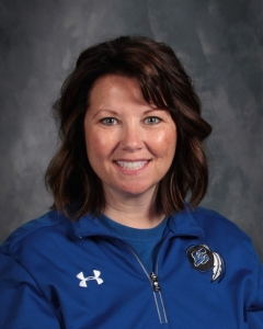 Assistant Principal Melissa Rettig